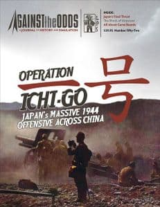 Against the Odds #52: Operation Ichi-Go - Japan's Massive 1944 Offensive Across China
