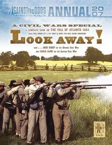 Against the Odds Annual 2007: Look Away! The Fall of Atlanta 1864