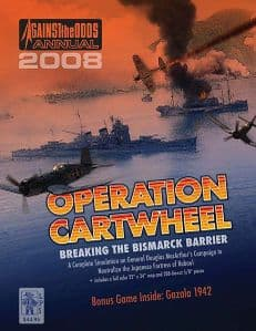 Against the Odds Annual 2008: Operation Cartwheel