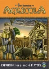 Agricola : 5 and 6 player expansion