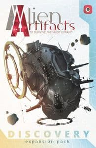 Alien Artifacts : Discovery