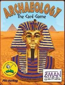 Archaeology : The Card Game
