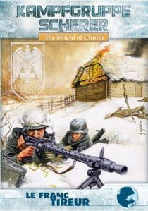 ASL Kampfgruppe Scherer : The Shield of Cholm