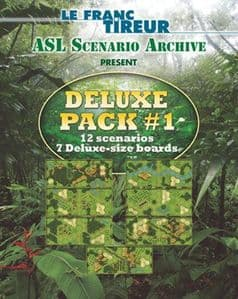 ASL Map Deluxe Pack #1