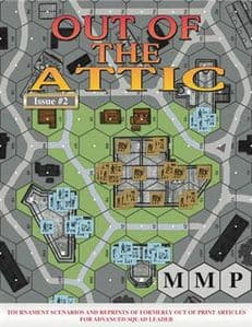ASL : Out of the Attic issue 2