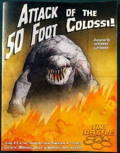 Attack of the 50 Foot Colossi