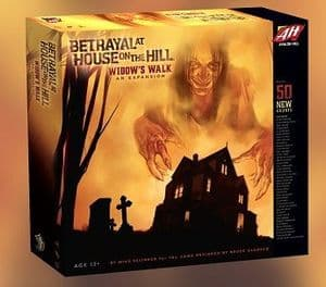 Betrayal at House on the Hill : Widow's Walk (Bashed Box)