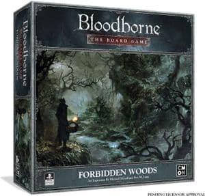 Bloodborne : The Board Game - Forbidden Woods Expansion