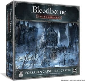 Bloodborne : The Board Game - Forsaken Cainhurst Castle Expansion