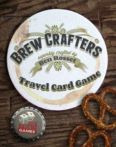 Brewcrafters : The Travel Card Game