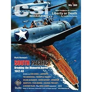 C3i #30 – South Pacific, Breaking the Bismarck Barrier 1942-43