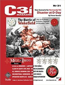 C3i #31 - The Battle of Wakefield