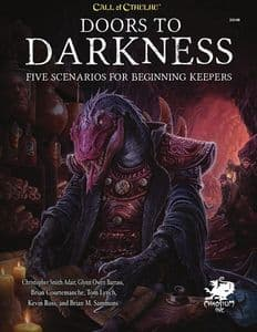 Call of Cthulhu RPG (7th Edition): Doors to Darkness