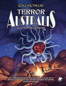 Call of Cthulhu RPG (7th Edition): Terror Australis