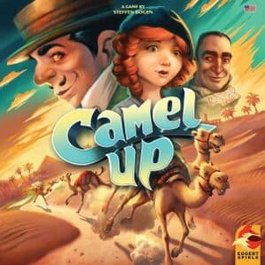 Camel Up! 2nd Edition