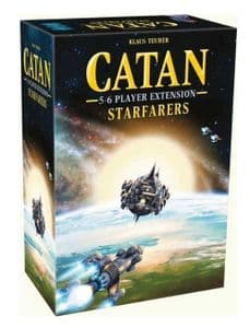 Catan: Starfarers 5-6 Player Expansion