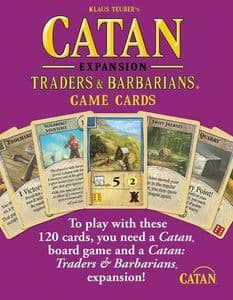 Catan : Traders and Barbarians - Accessories
