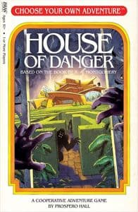 Choose Your Own Adventure: House of Danger (Special Offer)