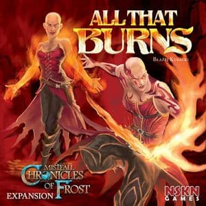 Chronicles of Frost - All That Burns