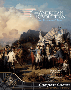 Command & Colors Tricorne : The American Revolution - The French & More! Expansion #1