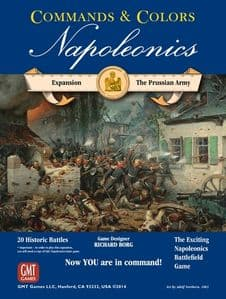 Commands & Colors : Napoleonics - Expansion 4 - The Prussian Army