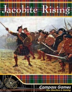 Commands & Colors : Tricorne - Jacobite Rising