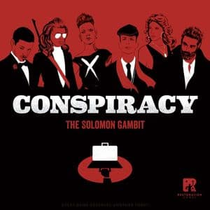 Conspiracy: The Solomon Gambit (Special Offer)