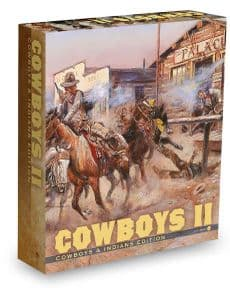 Cowboys II : The Cowboys and Indians Edition