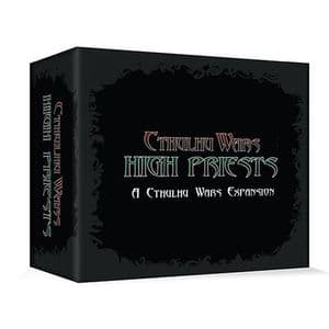 Cthulhu Wars: High Priests Expansion