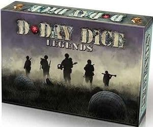 D-Day Dice (Second Edition) - Legends Expansion