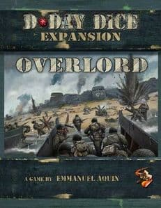 D-Day Dice (Second Edition) - Overlord Expansion