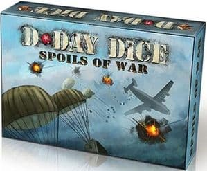 D-Day Dice (Second Edition) - Spoils of War Expansion