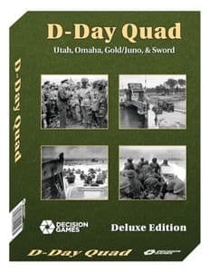 D-Day Quad Deluxe (Bashed Box)
