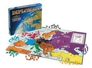 Diplomacy (Gibsons Edition)