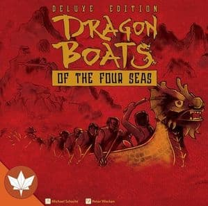 Dragon Boats of the Four Seas Deluxe Edition (Bashed Box)