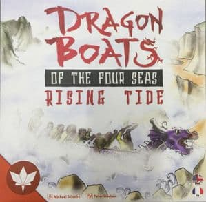 Dragon Boats of the Four Seas : Rising Tide