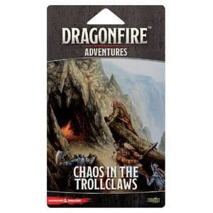 Dragonfire : Chaos in the Trollclaws Adventure Pack 2