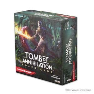 Dungeons & Dragons Board Game : Tomb of Annihilation