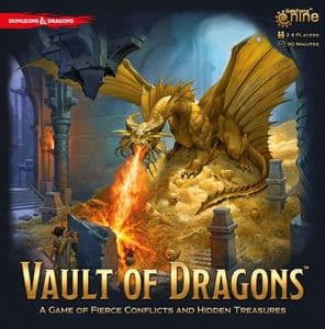 Dungeons & Dragons Board Game: Vault of Dragons