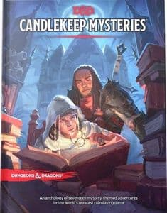 Dungeons & Dragons RPG: 5th Edition - Candlekeep Mysteries