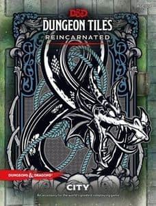 Dungeons & Dragons RPG: 5th Edition - Dungeon Tiles Reincarnated - City