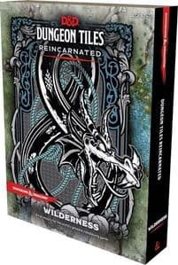 Dungeons & Dragons RPG: 5th Edition - Dungeon Tiles Reincarnated - Wilderness