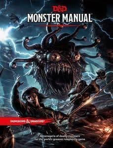 Dungeons & Dragons RPG: 5th Edition Monster Manual