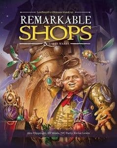 Dungeons & Dragons RPG: Remarkable Shops & Their Wares