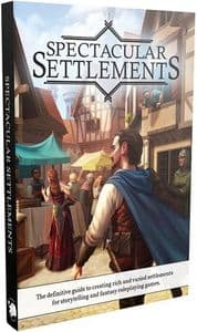 Dungeons & Dragons RPG: Spectacular Settlements