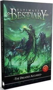 Dungeons & Dragons RPG: Ultimate Bestiary - The Dreaded Accursed