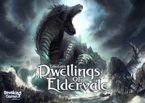 Dwelling of Eldervale Board Game : Croc Cover Deluxe Edition