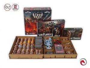e-Raptor Insert Blood Rage + all expansions