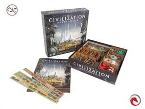 e-Raptor Insert compatible with Sid Meier's Civilization: A New Dawn