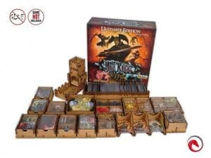 e-Raptor Insert Mage Knight Ultimate Edition